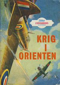 Cover Thumbnail for Commandoes (Fredhøis forlag, 1973 series) #98