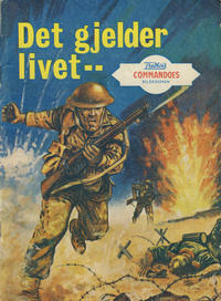 Cover Thumbnail for Commandoes (Fredhøis forlag, 1973 series) #63
