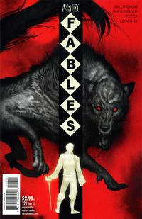 Cover Thumbnail for Fables (DC, 2002 series) #128