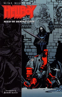 Cover Thumbnail for Hellboy (Dark Horse, 1994 series) #[1] - Seed of Destruction [First Printing]