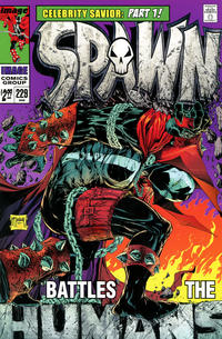 Cover Thumbnail for Spawn (Image, 1992 series) #229