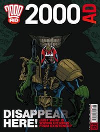Cover Thumbnail for 2000 AD (Rebellion, 2001 series) #1826