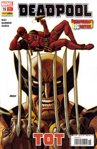 Cover Thumbnail for Deadpool (Panini Deutschland, 2011 series) #15