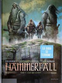 Cover Thumbnail for Hammerfall (Dupuis, 2007 series) #4 - Ceux qui savent