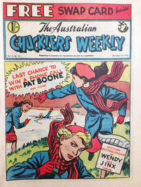 Cover Thumbnail for Chucklers' Weekly (Consolidated Press, 1954 series) #v5#30