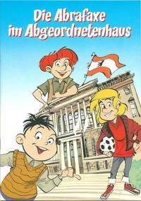 Cover Thumbnail for Die Abrafaxe im Abgeordnetenhaus (Mosaik Steinchen für Steinchen Verlag, 2009 series)