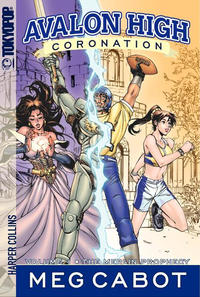 Cover Thumbnail for Avalon High: Coronation (Tokyopop, 2007 series) #1 - The Merlin Prophecy