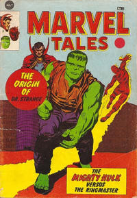 Cover Thumbnail for Marvel Tales (Yaffa / Page, 1977 ? series) #2