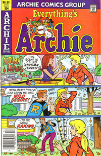 Cover Thumbnail for Everything's Archie (Archie, 1969 series) #89