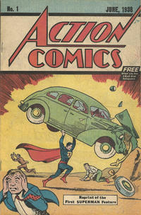 Cover Thumbnail for Action Comics [Safeguard Deodorant Giveaway] (DC, 1976 series) #1