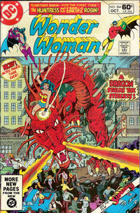 Cover Thumbnail for Wonder Woman (DC, 1942 series) #284 [Direct Sales]