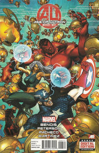Cover Thumbnail for Age of Ultron (Marvel, 2013 series) #6