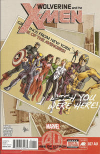 Cover Thumbnail for Wolverine & the X-Men (Marvel, 2011 series) #27AU