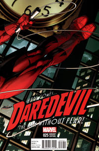 Cover Thumbnail for Daredevil (Marvel, 2011 series) #25 [Adam Kubert]