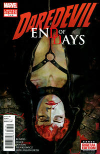 Cover Thumbnail for Daredevil: End of Days (Marvel, 2012 series) #7