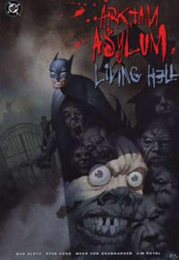Cover Thumbnail for Arkham Asylum: Living Hell (DC, 2004 series)