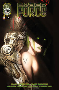 Cover Thumbnail for Cyber Force (Image, 2012 series) #1 [Cover D by Stjepan Sejic]
