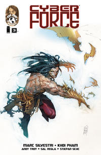 Cover Thumbnail for Cyber Force (Image, 2012 series) #3 [Cover C by Marc Silvestri]