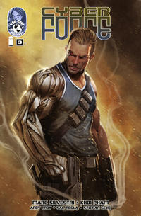 Cover Thumbnail for Cyber Force (Image, 2012 series) #3 [Cover D by Stjepan Sejic]