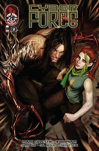 Cover Thumbnail for Cyber Force (Image, 2012 series) #2 [Cover D by Stjepan Sejic]