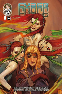 Cover Thumbnail for Cyber Force (Image, 2012 series) #4 [Cover D by Stjepan Sejic]