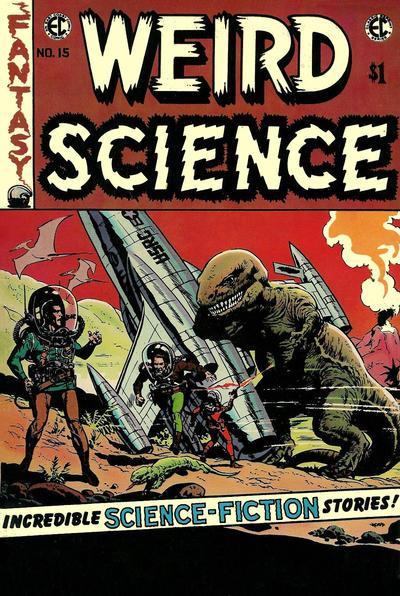 Cover for E.C. Classic Reprint (East Coast Comix, 1973 series) #2