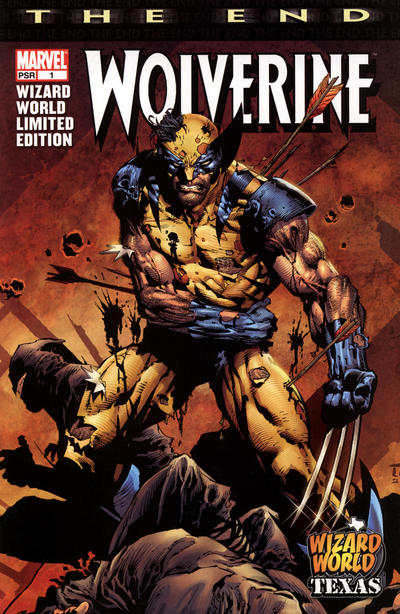 Cover for Wolverine: The End (Marvel, 2004 series) #1