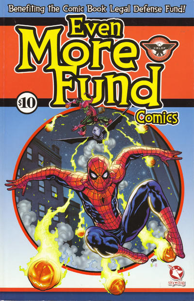 Cover for Even More Fund Comics (Sky-Dog Press, 2004 series)