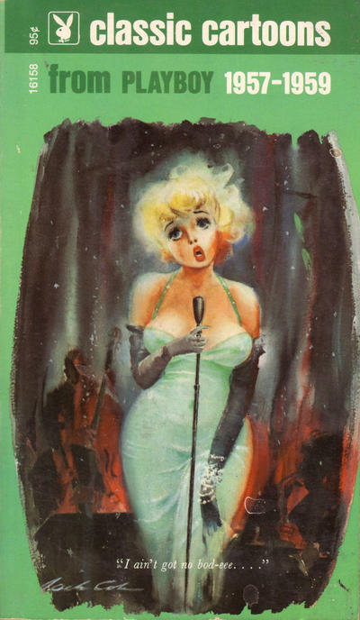 Cover for Classic Cartoons from Playboy (Playboy Press, 1960 series) #1957-1959