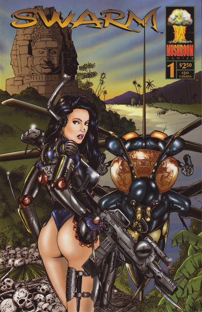 Cover for Futuretech / Swarm (Mushroom Comics; Morning Star Studios, 1996 series) #1