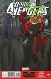 Cover for Dark Avengers (Marvel, 2012 series) #189
