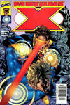 Cover for Mutant X (Marvel, 1998 series) #23 [Newsstand Edition]
