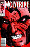 Cover Thumbnail for Wolverine (1988 series) #21 [Newsstand]