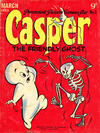 Cover for Casper the Friendly Ghost (Associated Newspapers, 1955 series) #3