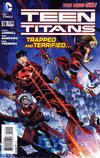 Cover for Teen Titans (DC, 2011 series) #19 [Direct Sales]