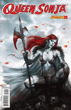 Cover for Queen Sonja (Dynamite Entertainment, 2009 series) #35