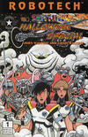 Cover for Robotech: The Sentinels Halloween Special (Academy Comics Ltd., 1996 series) #1