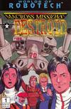Cover for Robotech: Macross Missions: Destroid (Academy Comics Ltd., 1995 series) #1