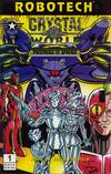 Cover for Robotech: Crystal World - Prisoners of Spheris (Academy Comics Ltd., 1996 series) #1