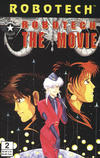 Cover for Robotech the Movie (Academy Comics Ltd., 1996 series) #2