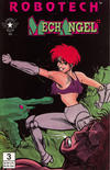 Cover for Robotech: MechAngel (Academy Comics Ltd., 1995 series) #3