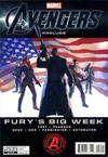 Cover for Marvel's the Avengers Prelude: Fury's Big Week (Marvel, 2012 series) #2