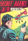 Cover for Secret Agent X9 (Yaffa / Page, 1963 series) #17