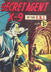 Cover for Secret Agent X9 (Yaffa / Page, 1963 series) #18
