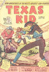 Cover for Texas Kid (Horwitz, 1950 ? series) #6