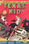 Cover for Texas Kid (Horwitz, 1950 ? series) #3