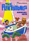 Cover for The Flintstones Annual (World Distributors, 1963 series) #1974