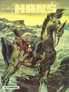 Cover Thumbnail for Hans (1983 series) #8 - Het gezicht van het monster [Herdruk 2000]