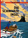 Cover for Tim und Struppi (Carlsen Comics [DE], 1997 series) #6 - Die schwarze Insel [13. Auflage]