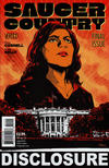 Cover for Saucer Country (DC, 2012 series) #14